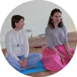 Присоединяйся к телесно-терапевтической группе «Кладовая ресурсов» в центре 8 перемен.