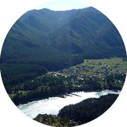 Летние практики в горах Алтая. Интенсив в месте силы — Аскате