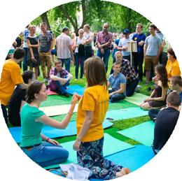 Приходи с друзьями на III Фестиваль телесных практик от центра 8 перемен в Томске.