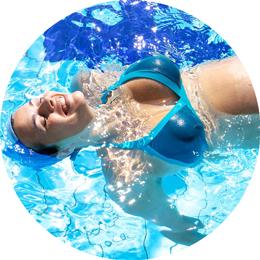Вредна ли хлорка в бассейне беременным 97