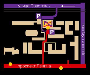 флоатинг, массаж, оздоровительная гимнастика, цигун в центре 8 перемен, Советская, 63, карта проезда. Вход со стороны проспекта Ленина.