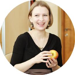 Екатерина Сергеевна Бутакова, психолог, гештальт-терапевт, телесный терапевт в центре 8 перемен